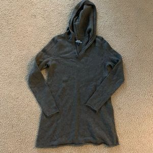 Old navy maternity hoodie sweater/tunic/dress